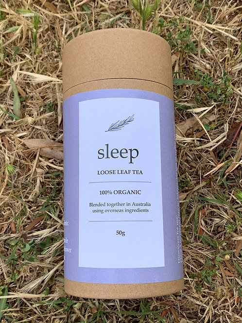 Sleep Loose Leaf Tea