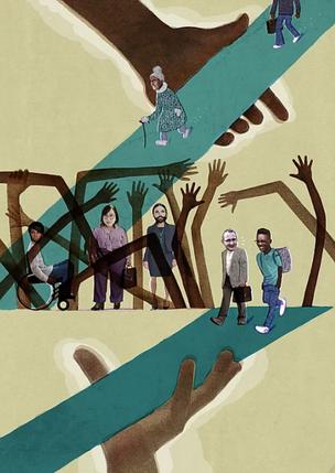Malmö Mot Diskriminering, Att få plats som människa i en organisation, 2018
