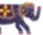 Madhubani Elephant
