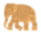 Leather Puppet Elephant