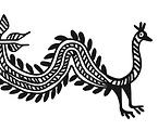 Meena Tribe Peacock