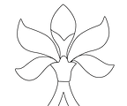Tajmahal Marble Flower