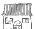 Madhubani Hut