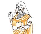 Kalighat Woman