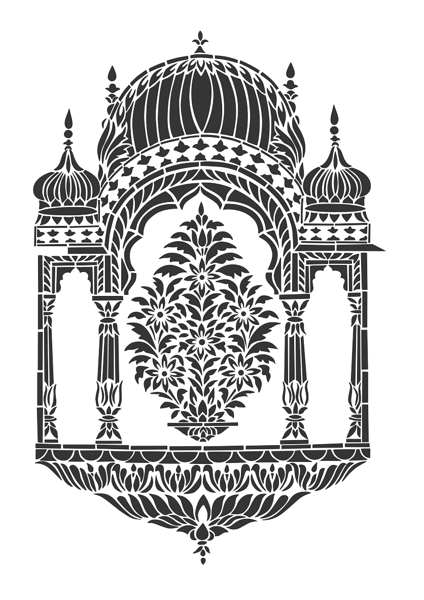 Abodes of India