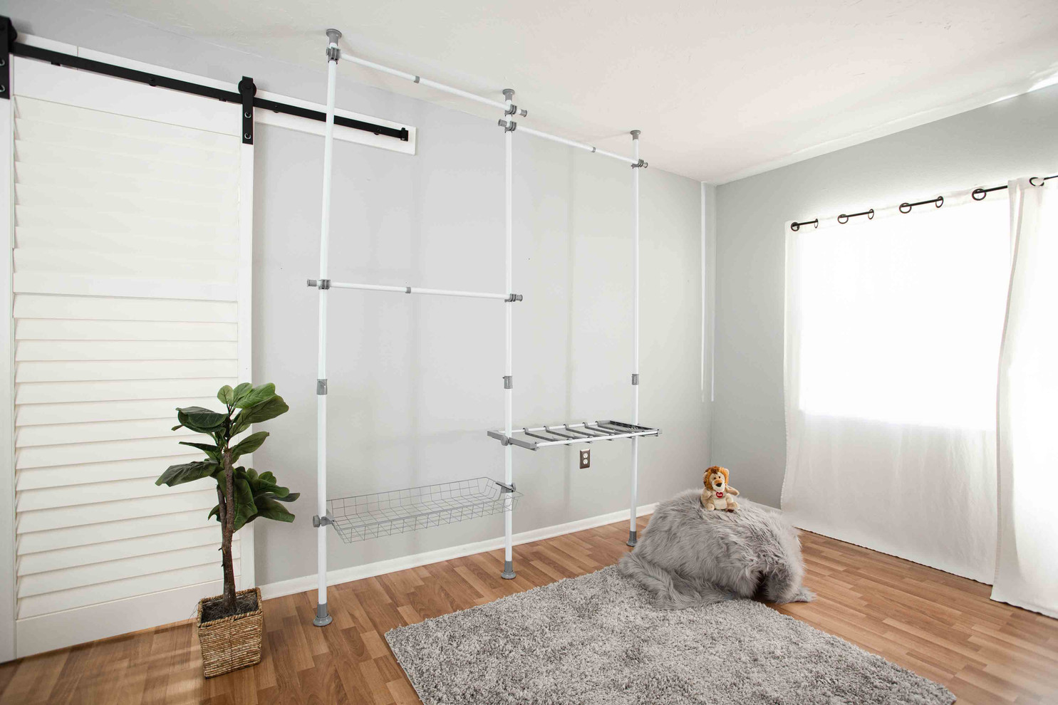 Amazon Product Photography - Closet Organizer