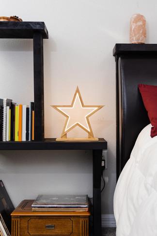 Amazon Product Photography - LED Star Lamp