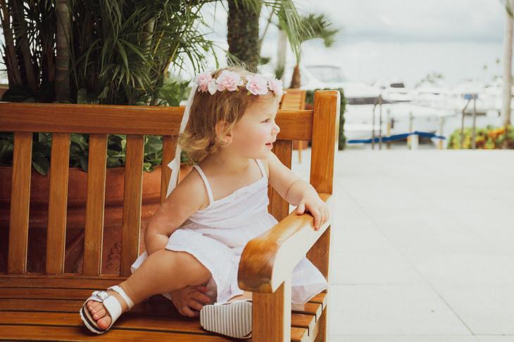 Family Session - Longboat Key Club