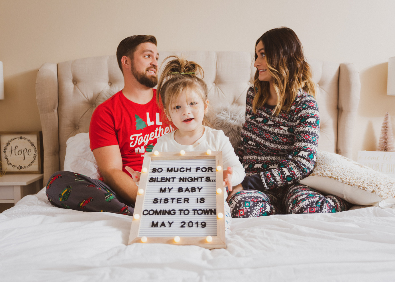 Baby Reveal Photography