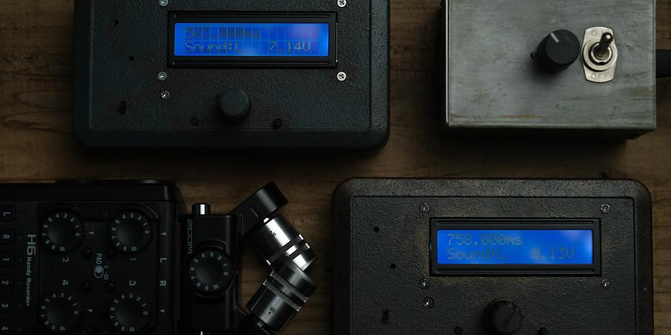 EXTRA WORKSHOP センサートリガーを造ろう3