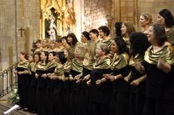 מקהלת נוה שיר בברצלונה