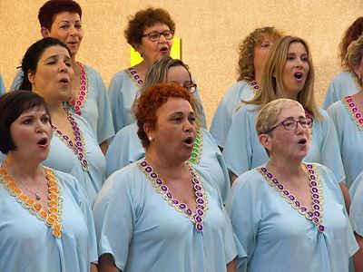 מקהלת נוה שיר עין כרם