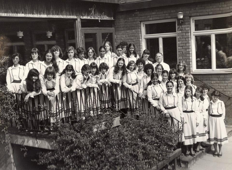 מקהלת הילדים נוה שיר 1977