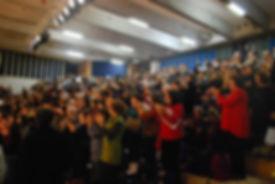 הלל מקהלות נוה שיר