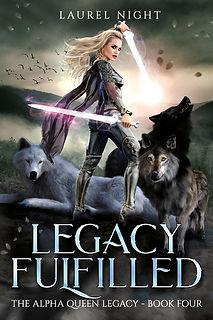 Book four - Wolf shunned - Laurel Night eBook.jpg