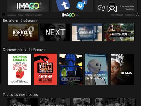 Imago TV, le Netflix gratuit de la transition écologique