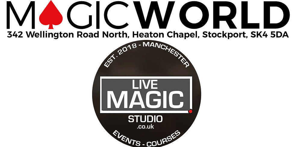 Royal Road To Card Magic Workshop & Pizza dinner
