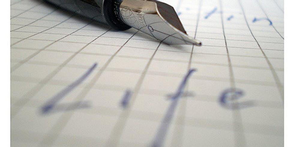 Pen To Paper - Writer's Workshop