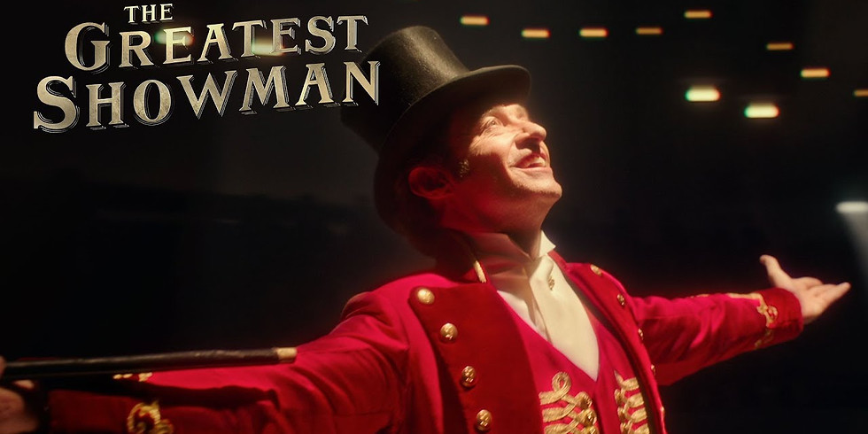 SOLD OUT - The Greatest Showman Family Sing-a-long!