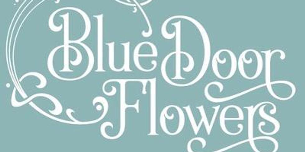 Hand-tie flower workshop by Blue Door Flowers