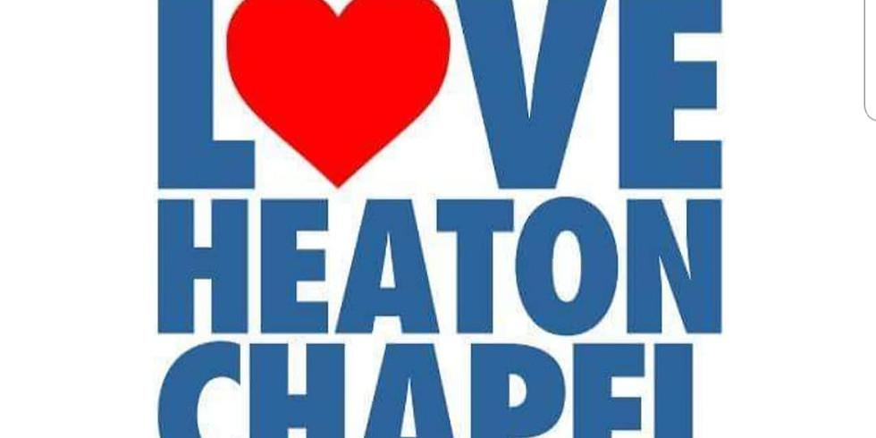 LOVE Heaton Chapel meet your neighbour night!