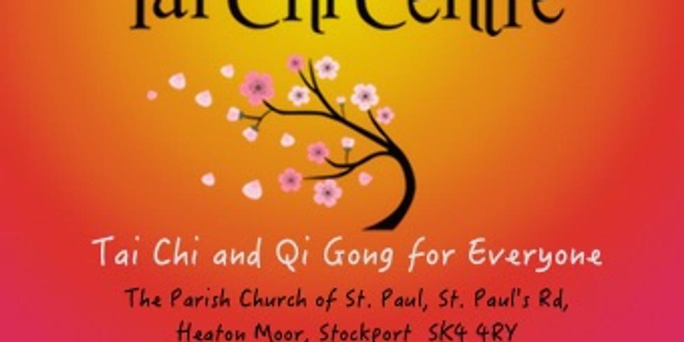 Tai Chi and Qigong for Everyone @ Heaton Moor Tai Chi Centre