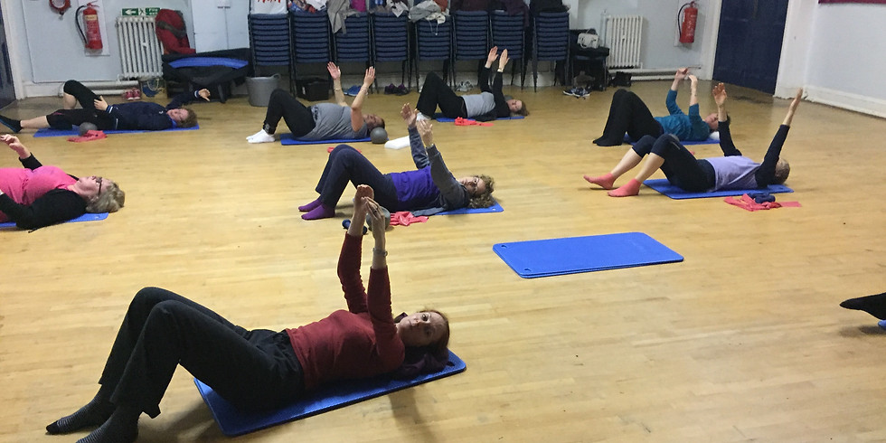 Trigger Point Pilates Relaxation taster session