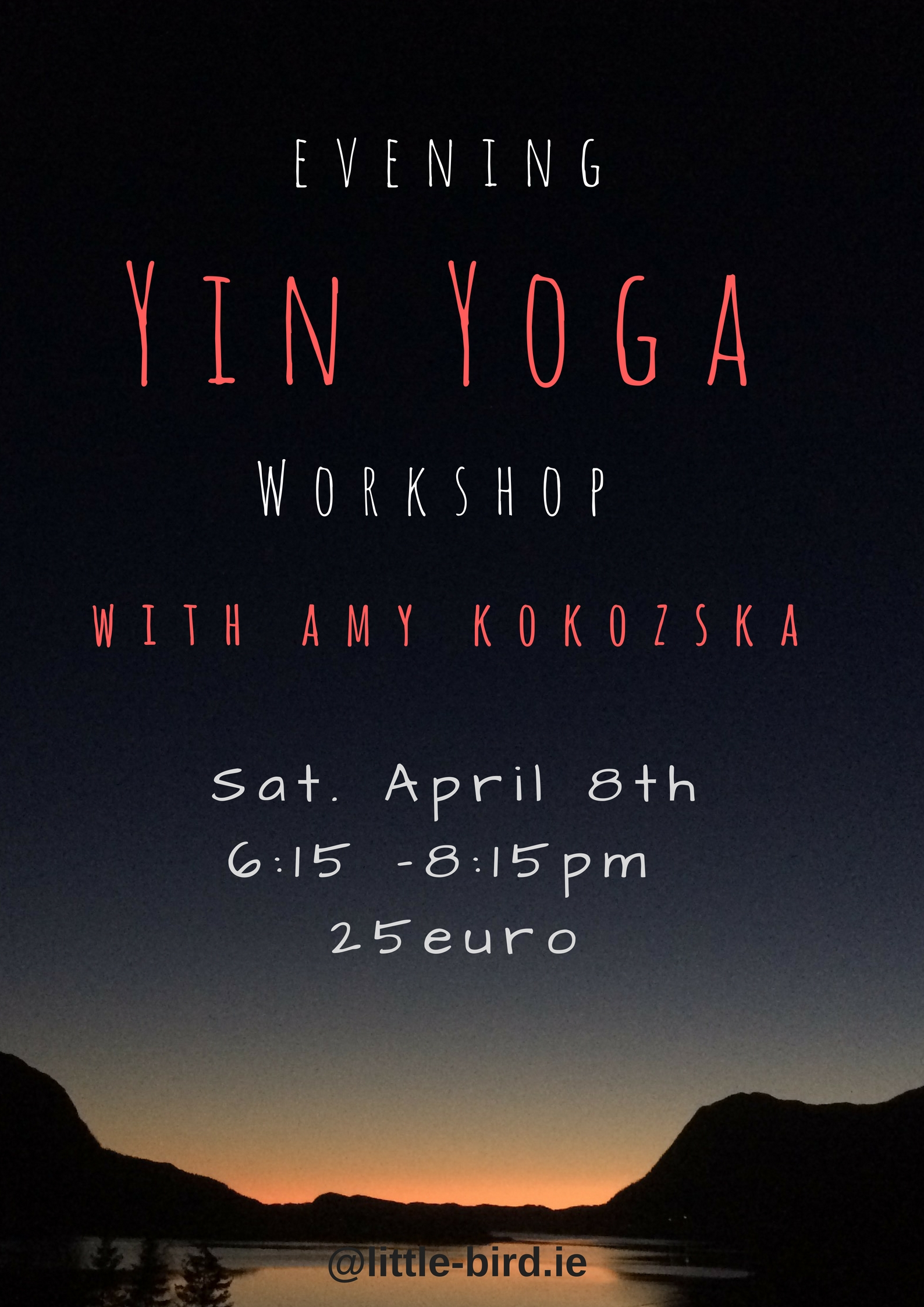 Yin Workshop