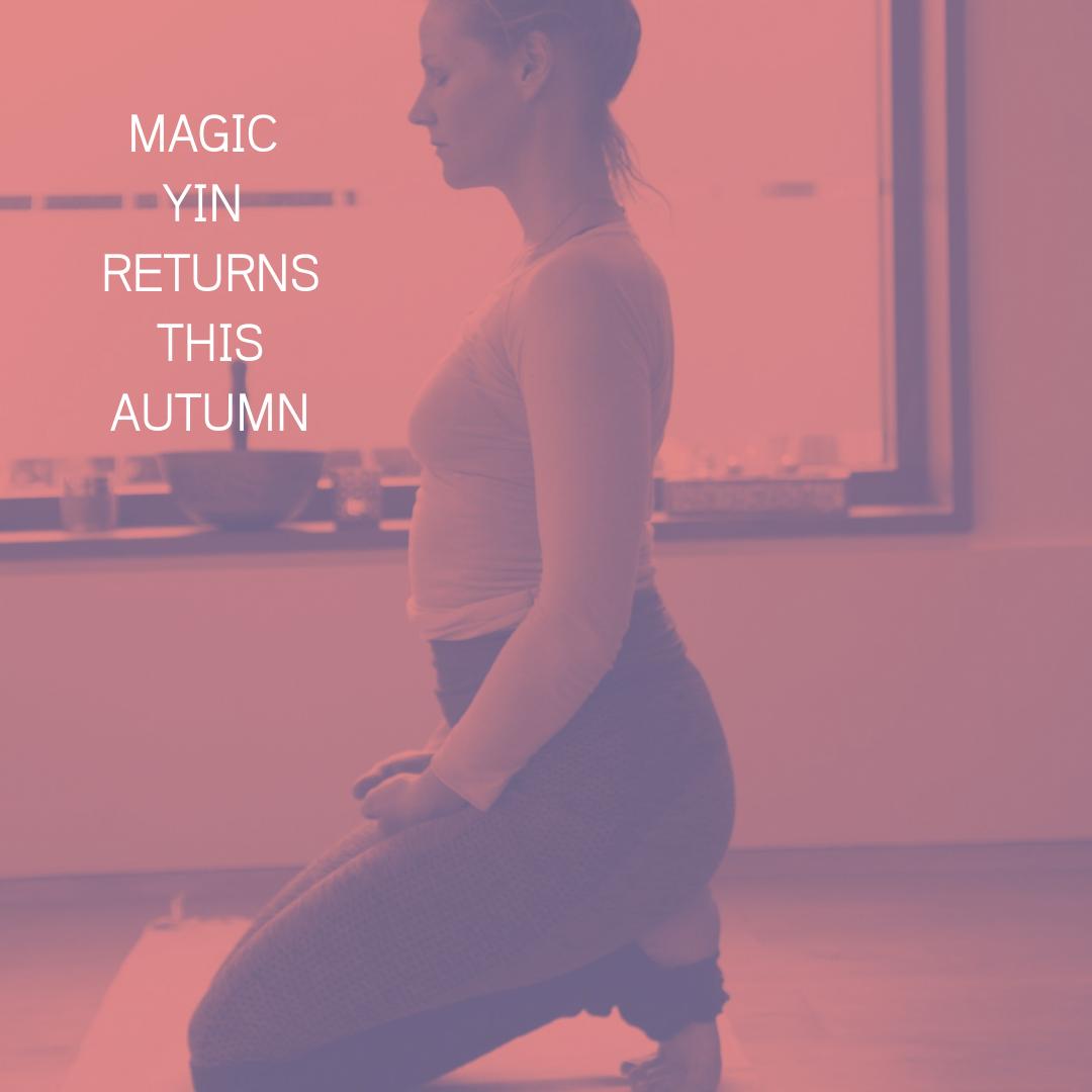MAGIC YIN with Amy Kokoszka
