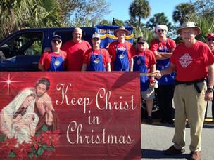 45th Annual   JTAA Christmas Parade -December 12