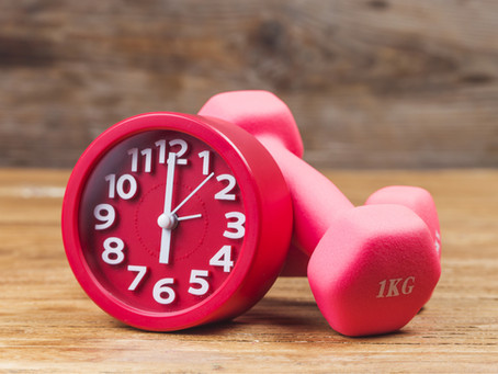 Fitness and Time Management