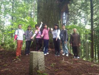 森林セラピー×阿字観体験