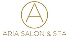 ARIA SALON & SPA logo