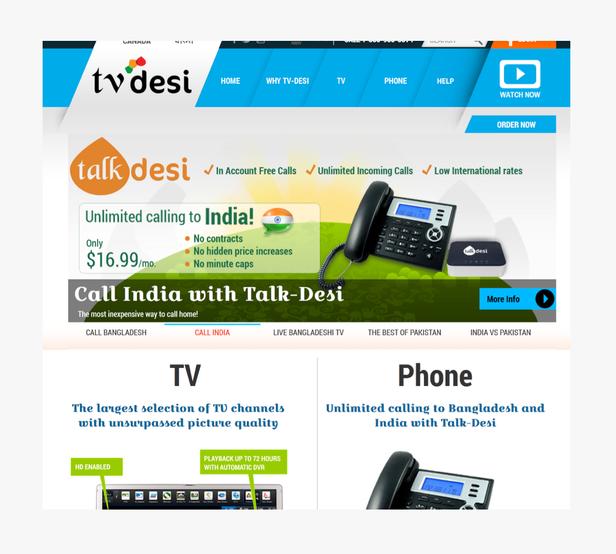 Tv Desi