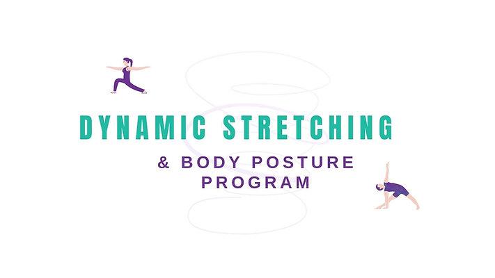 Dynamic Stretch Program