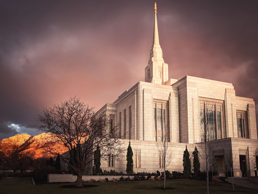 How your time in the temple can surely change your life