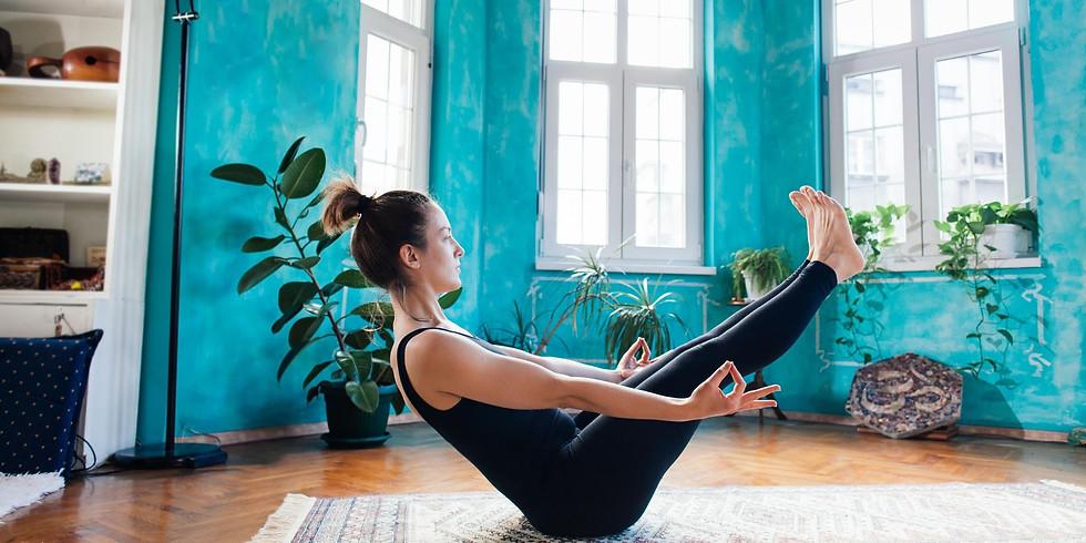 Yoga das Garreiras