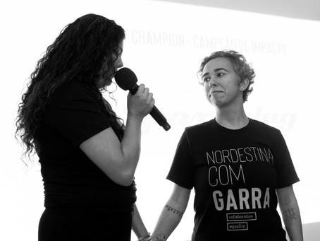 Cidadão Global is now called Garra