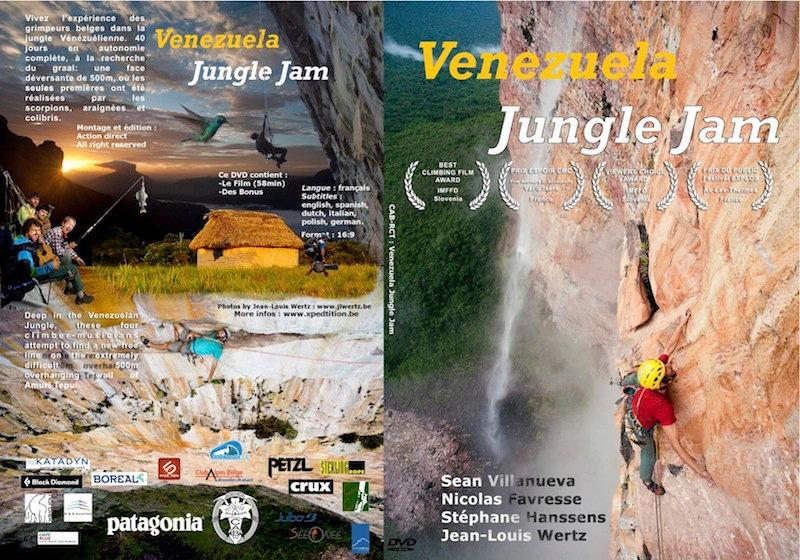 Venezuela Jungle Jam movie