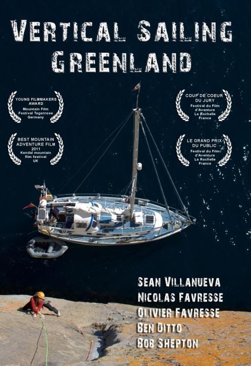 Vertical Sailing Greenland