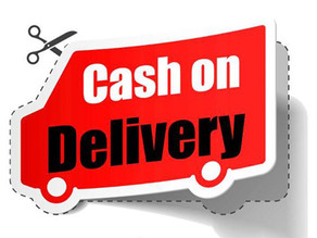 Cash on Delivery Service coming soon...