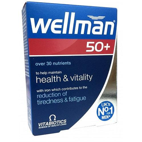 Wellman 50plus