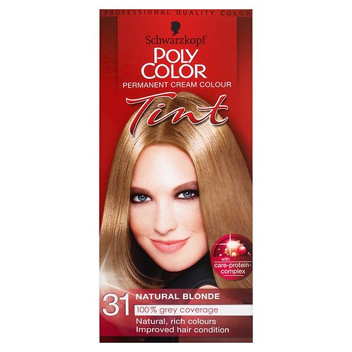 Schwarzkopf Poly Color Tint Natural Blonde