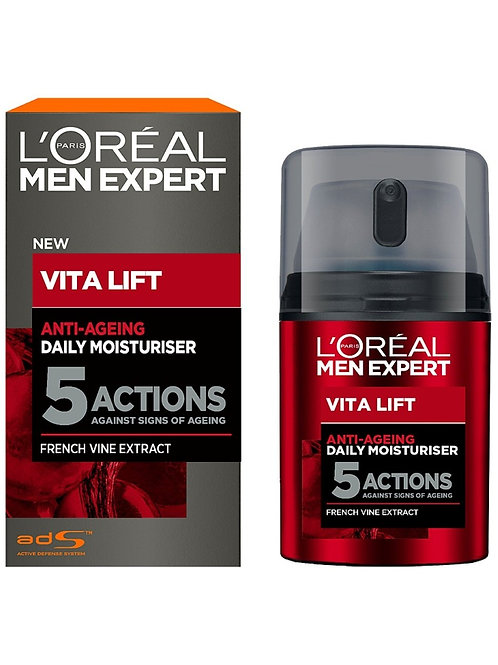 L'Oréal Paris Men Expert Anti Ageing Moisturiser 50ml