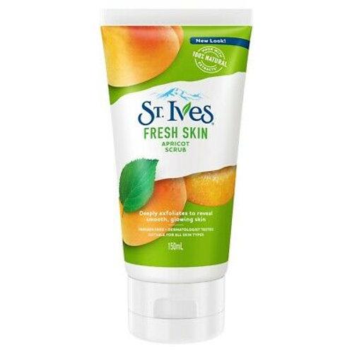 St Ives Fresh Skin Scrub 150ml