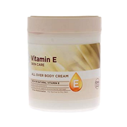 Vitamin E Body Cream 475ml