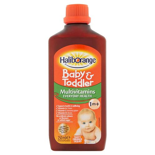 Haliborange Multivitamin Baby & Toddler 250ml