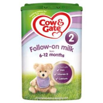 Cow & Gate Baby Milk 2