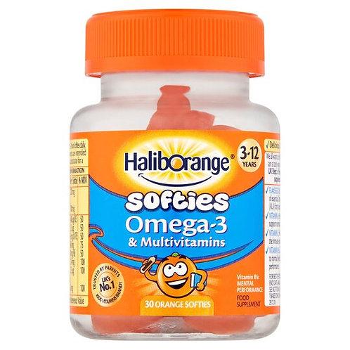Haliborange Omega 3 Multivitamin Softies