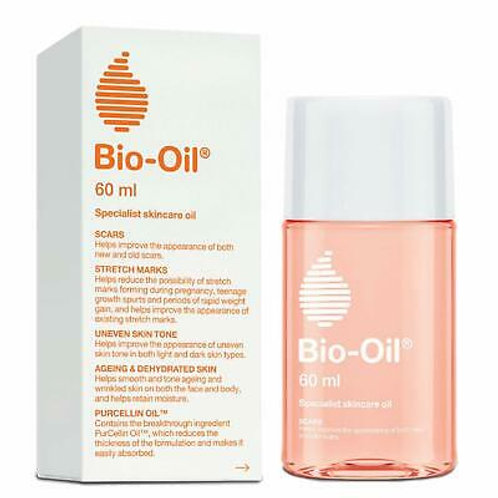 Bio Oil 60ml Skincare Oil